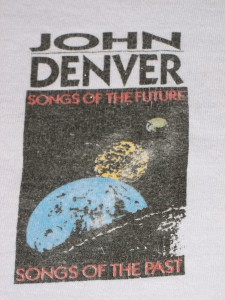 John Denver Songs of the Future Songs of the Past Concert - 1988